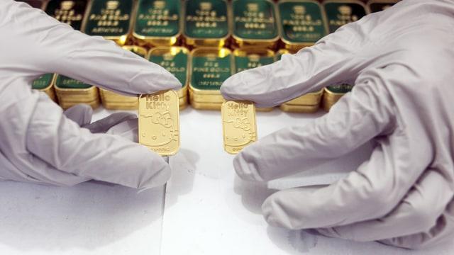 Emas Hello Kitty Antam Dipasarkan Ke Jepang Kumparancom