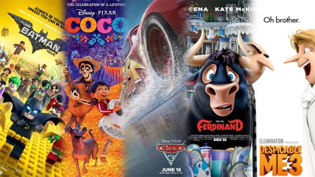5 Film Animasi Terbaik Tahun 2017 Kumparancom