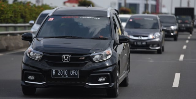 Bocoran Honda Mobilio Facelift Yang Meluncur 21 Februari 2019