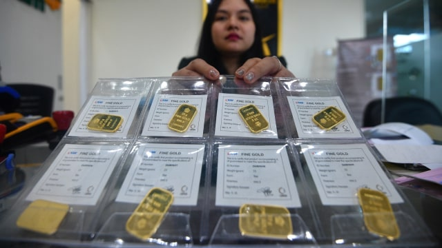 Harga Emas Hari Ini Turun Jadi Rp Rp 655500 Kumparancom