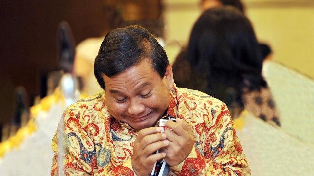 Terlanjur Girang, Prabowo Ternyata Salah Mengartikan Pernyataan KPK soal Kebocoran