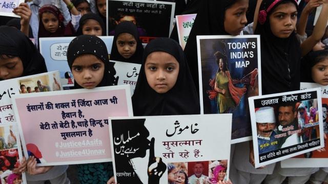 Photo korban perkosaan india