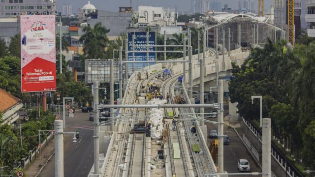 Mrt Jakarta Butuh 166 Tenaga Kerja Di Bidang Operasional Dan