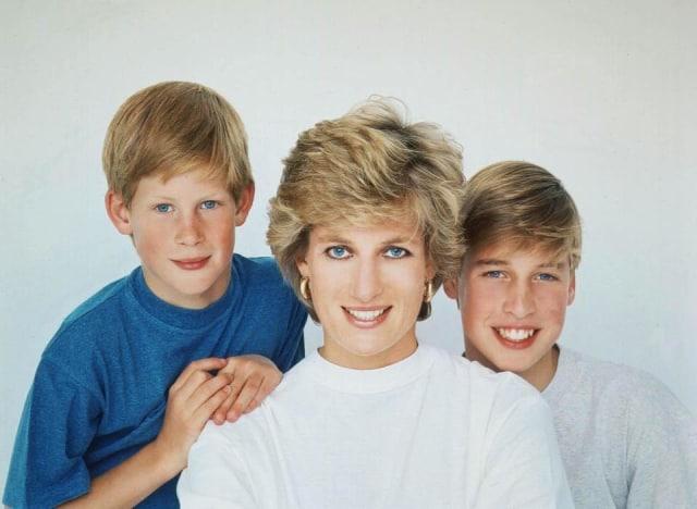 Janji Penuh Haru Pangeran William sebelum Putri Diana Meninggal ... aef7d17ad1