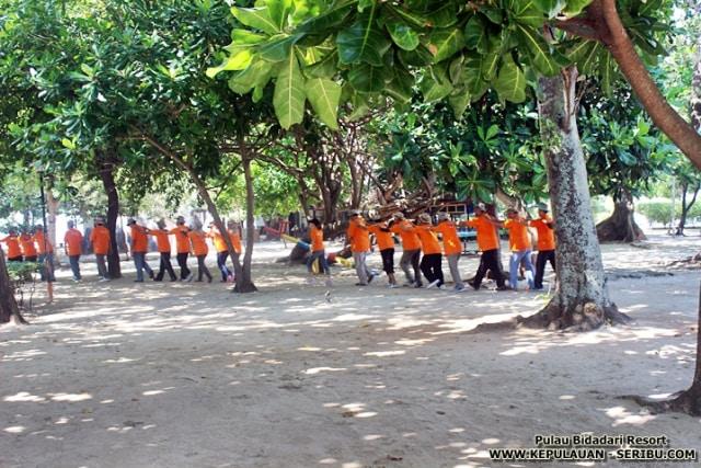Pulau Seribu Wisata Pulau Resort Dan Pulau Penduduk Kumparan Com