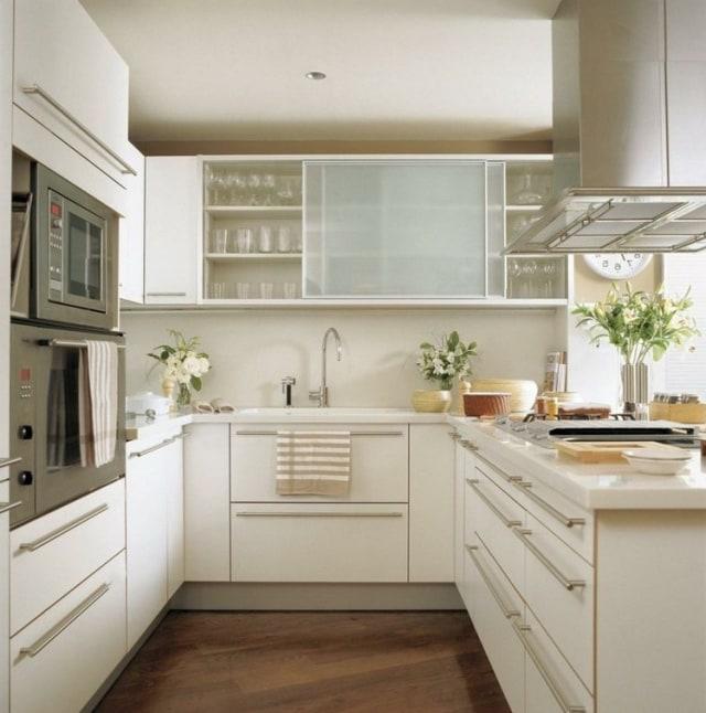 5 Ide Kitchen Set Minimalis Untuk Dapur Kecil Kumparan Com