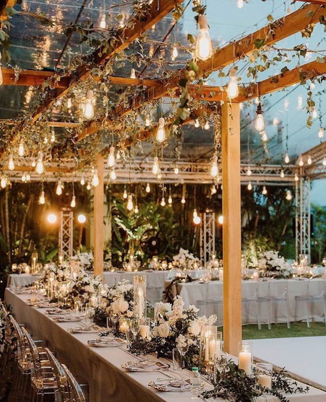 Rekomendasi Kumparan 5 Tema Dekorasi Untuk Percantik Pernikahan