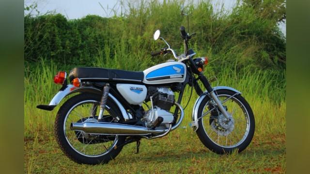 Bisa Jadi Rekomendasi Rombak Tampilan Gl100 Mirip Honda Cb100