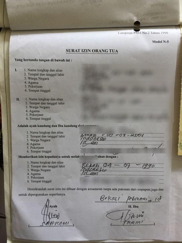 Menelusuri Keberadaan Kampung Pernikahan Dini Di Kabupaten Bekasi