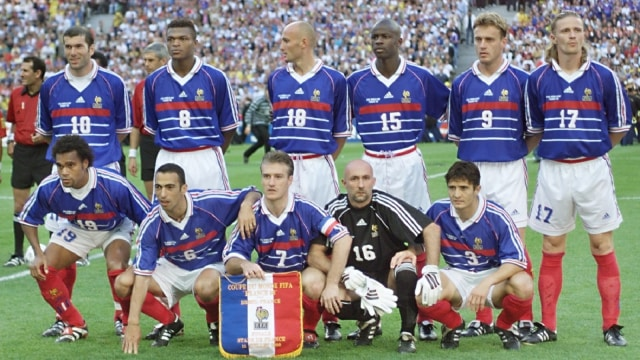 Eden Hazard Dan Prancis Dulu Pendukung Sekarang Jadi Lawan