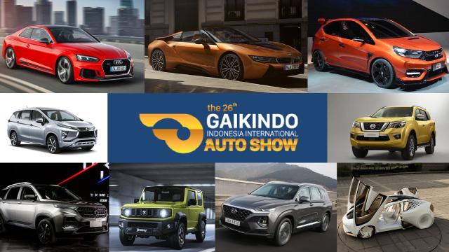 Daftar Lengkap Mobil dan Motor Baru di GIIAS 2018 - kumparan.com 794fdc5838