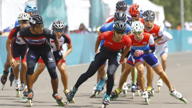 Cabor Sepatu Roda Tak Berhasil Sumbang Medali untuk Indonesia ... 9f161ea08a