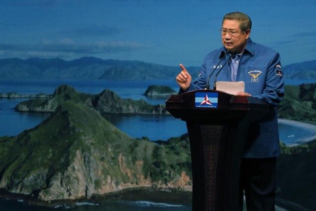 SBY Protes Konsep Kampanye Prabowo di GBK: Tak Lazim dan Eksklusif