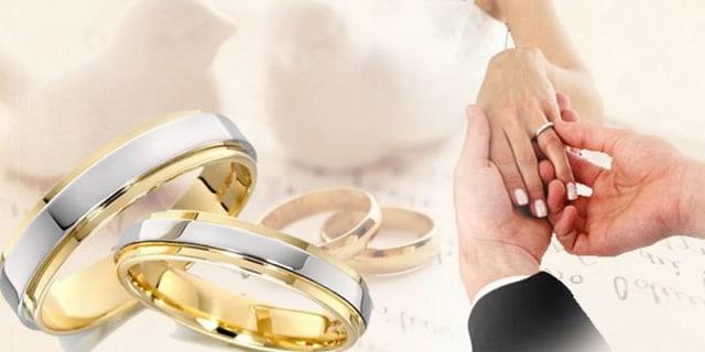 Alasan Cincin Tunangan Di Sebelah Kiri Dan Cincin Menikah Di Sebelah