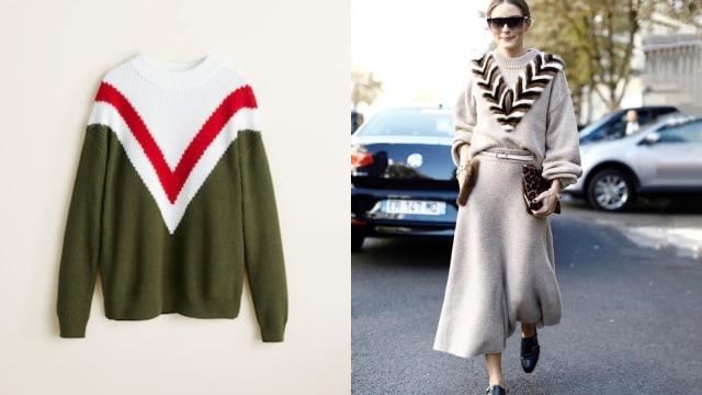 Tips Fashion 5 Padu Padan Sweater Untuk Gaya Ke Kantor Di Musim