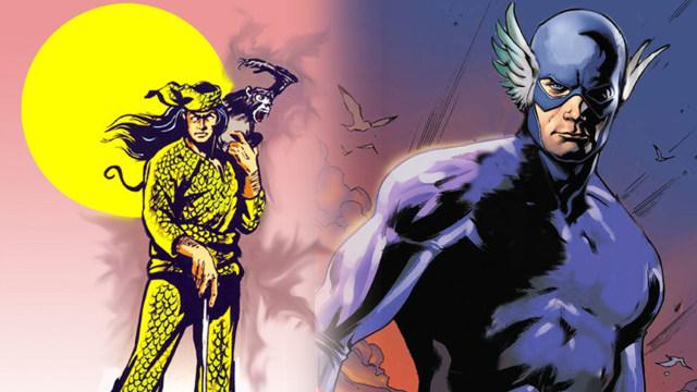 Gundala Dan Si Buta Dari Gua Hantu Dua Superhero Lokal Yang