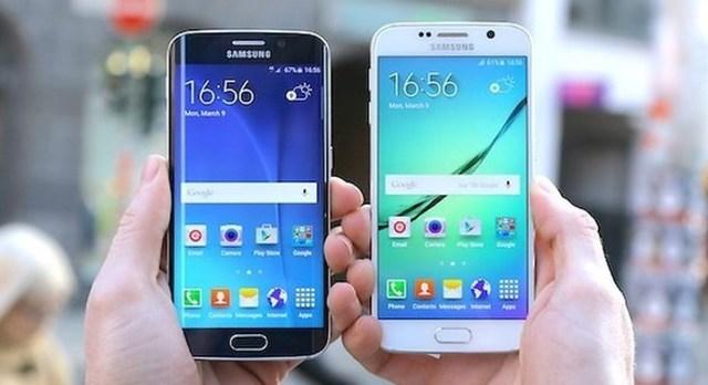 Berikut Harga Samsung S6 Dan S6 Edge Bekas Second Kumparan Com