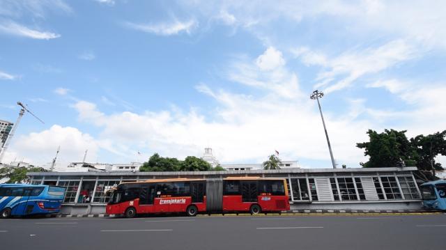 Kenali 3 Rute Baru Transjakarta Berikut Ini Kumparan Com