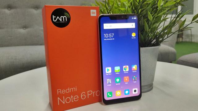 Harga Smartphone Xiaomi Redmi Note 6 Pro Di Indonesia Kumparan Com