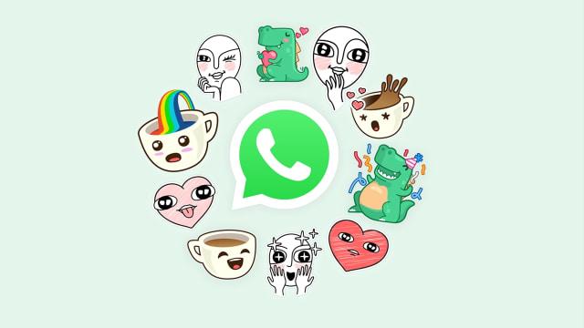 Cara Download Banyak Stiker Baru Untuk Aplikasi Whatsapp Kumparan Com