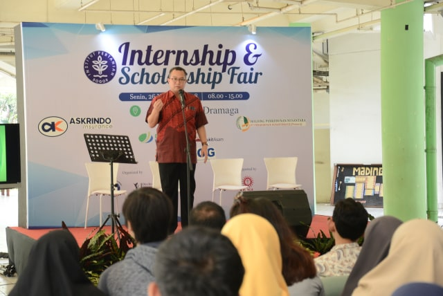 Ipb Fasilitasi Mahasiswa Magang Di Perusahaan Kumparancom