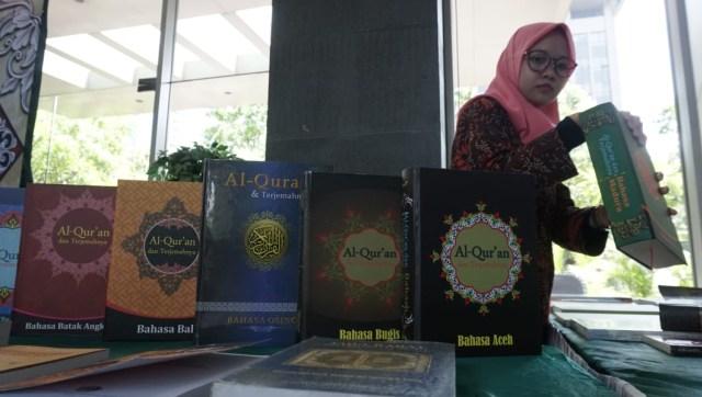 Ngabalin Stroke: Kemenag Luncurkan Alquran Dengan Terjemahan Bahasa Aceh