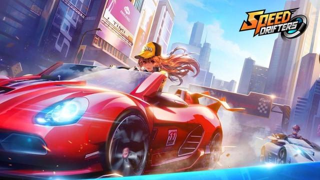Game Balap Mobil Baru Speed Drifters Siap Meluncur 17 Januari