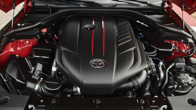 5 Fakta Mobil Legendaris Toyota Supra Generasi Kelima