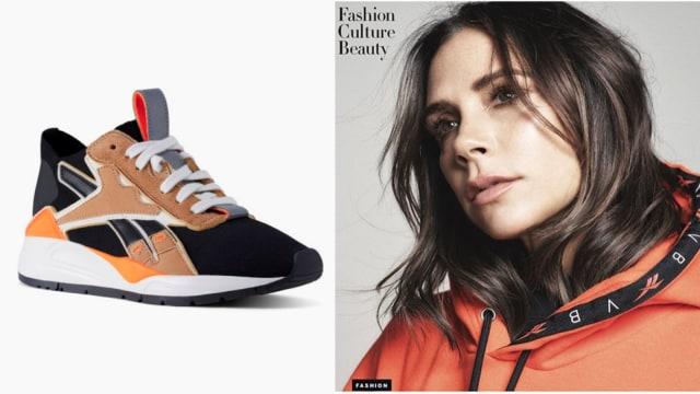 Victoria Beckham Rilis Koleksi Sportwear Bersama Reebok - kumparan.com 4a2336d198