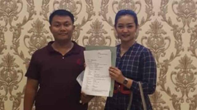 Dangdut Bugil video bugil tersebar di medsos, artis dangdut banyuwangi lapor