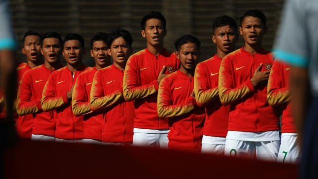 Starting XI Timnas U22: Bagas Adi dan Nurhidayat Tampil Sejak Awal  kumparan.com