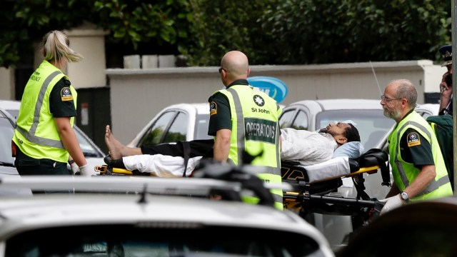 Pembantaian Selandia Baru News: Teroris Christchurch Terinspirasi Pembantaian Oleh Anders