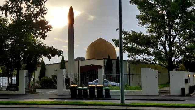 Penembakan Masjid Di Selandia Baru Wallpaper: Kominfo Minta Medsos Hapus Video Penembakan Jemaah Masjid
