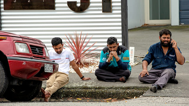 Penembakan Muslim Di New Zealand Image: Negara Muslim Di Asia Kecam Pembantaian Masjid
