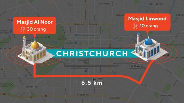 Pelaku Penembakan Masjid Christchurch Detail: Ralat: Game Fortnite Tidak Menginspirasi Pelaku Teror Di