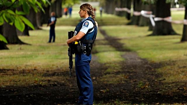 Alasan Harus Setop Share Video Penembakan Christchurch
