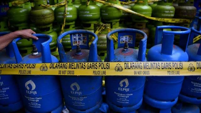Tabung Gas LPG Non Subsidi Dioplos, 4 Tips Agar Tidak Tertipu