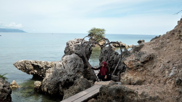 Pantai Dulanga, Objek Wisata Pasir Putih di Gorontalo