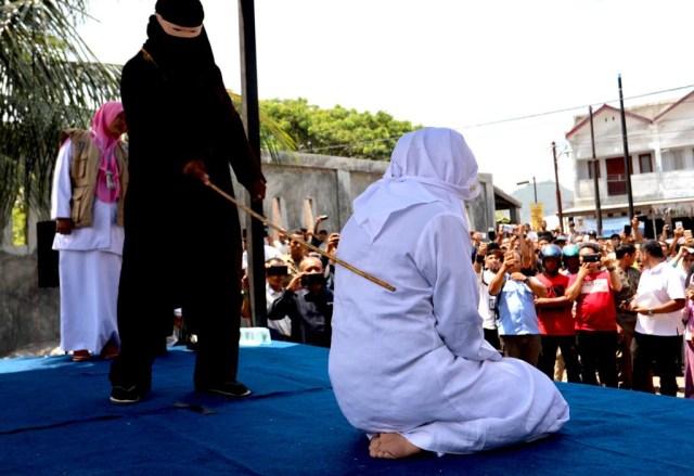 Hukum Rajam LGBT, Ternyata Brunei Pelajari Syariat Islam di Aceh