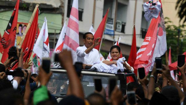 Jokowi Akan Kampanye di Batam, Bicara Pembangunan Saingi Singapura