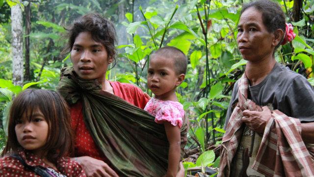 Menengok Kehidupan Suku Tobelo di Belantara Halmahera
