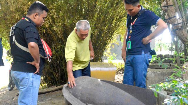 Cerita Keluarga Lamusu, Pemilik Torpedo Peninggalan PD II