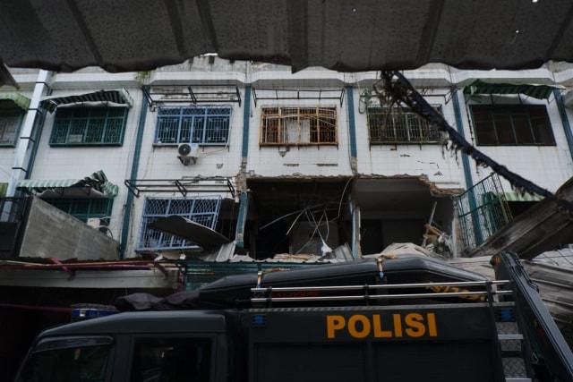 6 Fakta Ledakan yang Tewaskan 2 Orang dan Hancurkan 4 Ruko di Medan