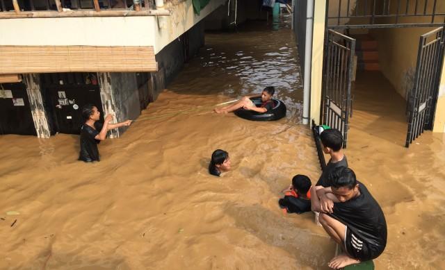 2 Warga Tewas Akibat Banjir