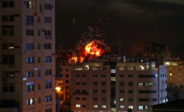 derita-warga-jalur-gaza-digempur-israel-pada-awal-ramadhan