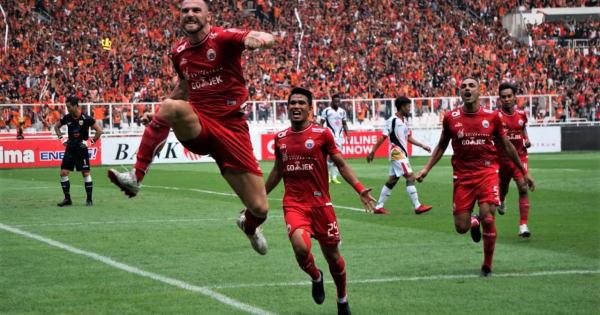 Hasil gambar untuk Simic 5 Gol, Persija Bantai Kepri Jaya 8-2 di Piala Indonesia