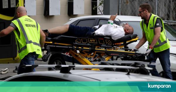 Foto: Penembakan Masjid Picu Ketegangan Di Christchurch