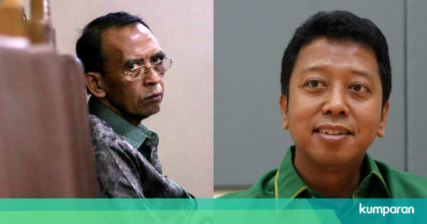 Kpk Tangkap Ketua Ppp Twitter: Kala Dua Ketua Umum PPP Terjerat KPK