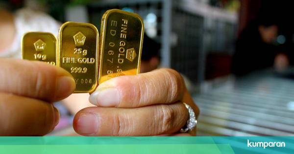 Penjelasan Pemerintah Soal Pengenaan Pajak Emas Antam Kumparancom