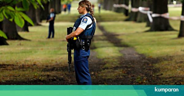Teroris Selandia Baru Picture: Teror Christchurch, Pembunuhan Massal Pertama Selandia